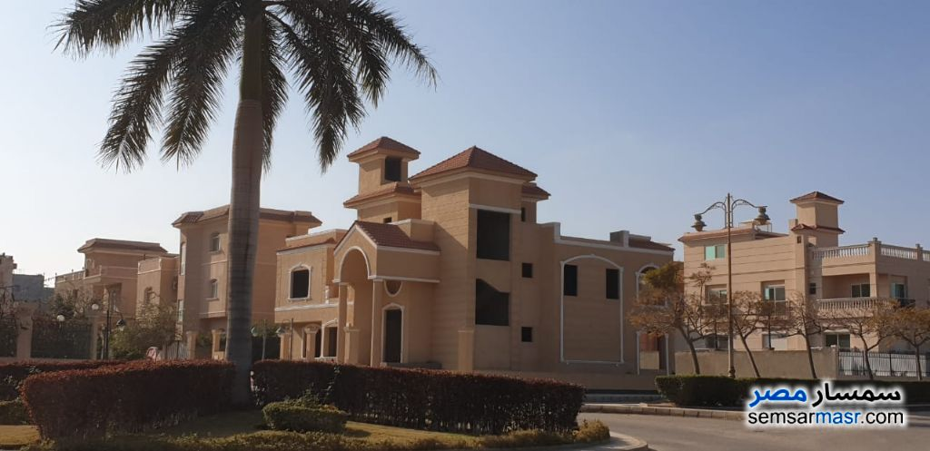 Photo 2 - Villa 7 bedrooms 6 baths 776 sqm semi finished For Sale North Extensions 6th of October