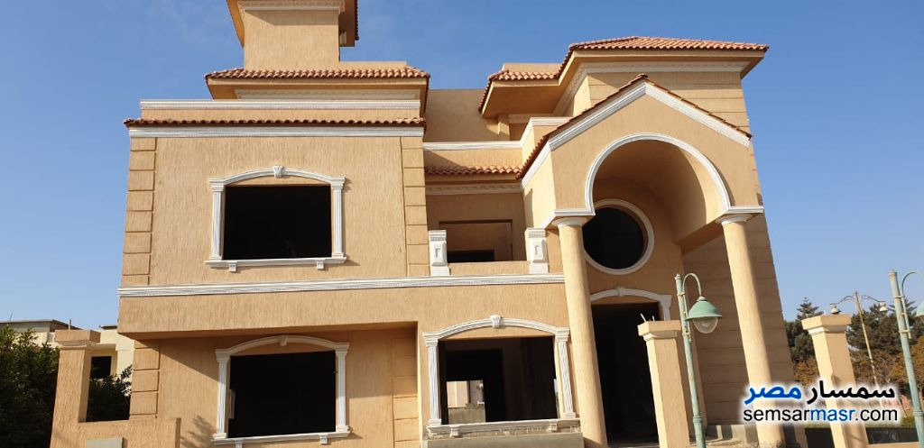 Photo 6 - Villa 7 bedrooms 6 baths 776 sqm semi finished For Sale North Extensions 6th of October