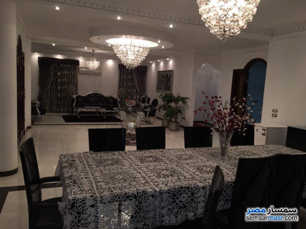 Photo 12 - Villa 20 bedrooms 12 baths 600 sqm extra super lux For Sale First Settlement Cairo