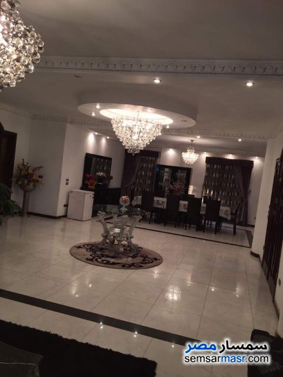 Photo 3 - Villa 20 bedrooms 12 baths 600 sqm extra super lux For Sale First Settlement Cairo