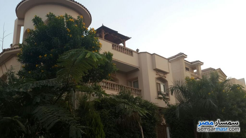 Photo 1 - Villa 4 bedrooms 5 baths 650 sqm extra super lux For Sale Sheikh Zayed 6th of October