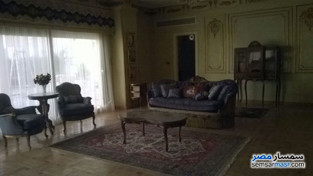 Photo 4 - Villa 4 bedrooms 5 baths 650 sqm extra super lux For Sale Sheikh Zayed 6th of October