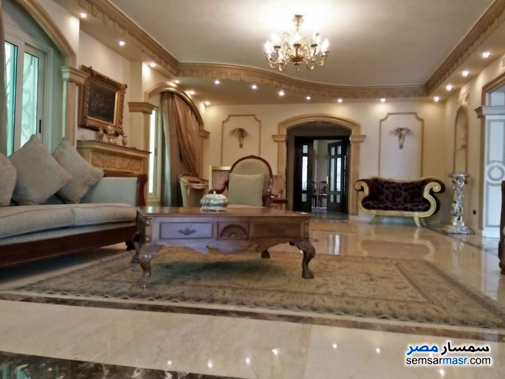 Photo 2 - Villa 12 bedrooms 12 baths 800 sqm extra super lux For Sale West Somid 6th of October