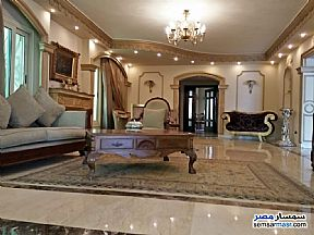 Villa 12 bedrooms 12 baths 800 sqm extra super lux For Sale West Somid 6th of October - 2