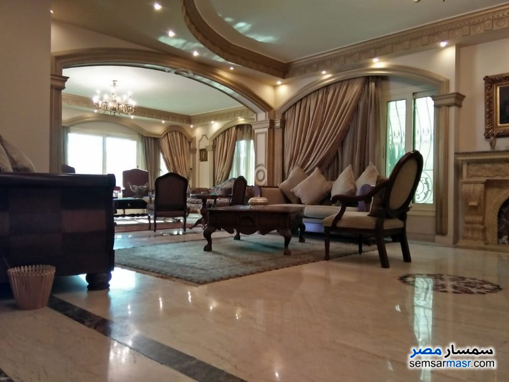 Photo 3 - Villa 12 bedrooms 12 baths 800 sqm extra super lux For Sale West Somid 6th of October