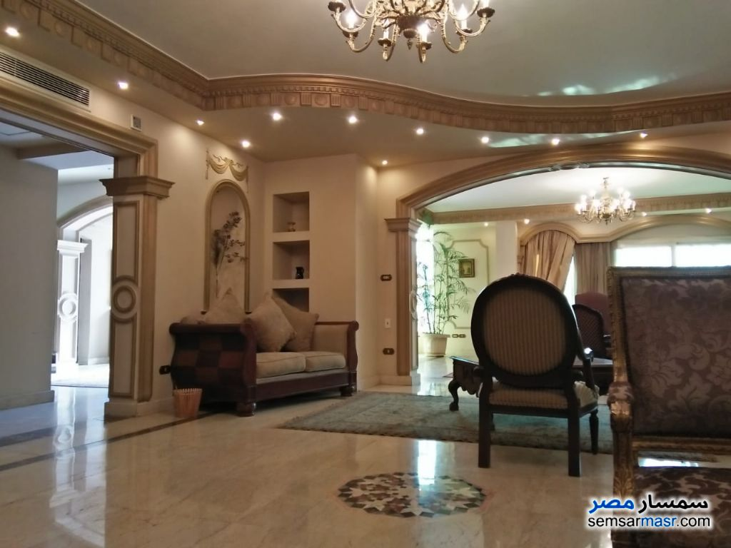 Photo 4 - Villa 12 bedrooms 12 baths 800 sqm extra super lux For Sale West Somid 6th of October