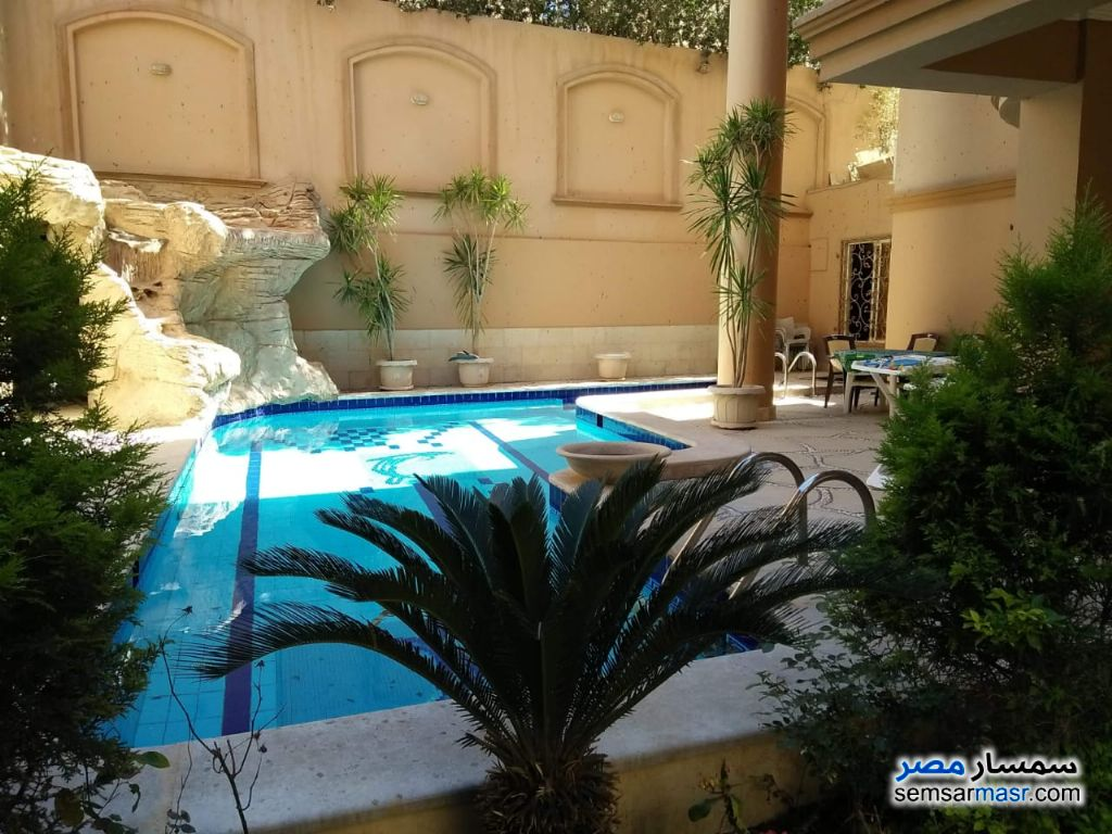 Photo 5 - Villa 12 bedrooms 12 baths 800 sqm extra super lux For Sale West Somid 6th of October