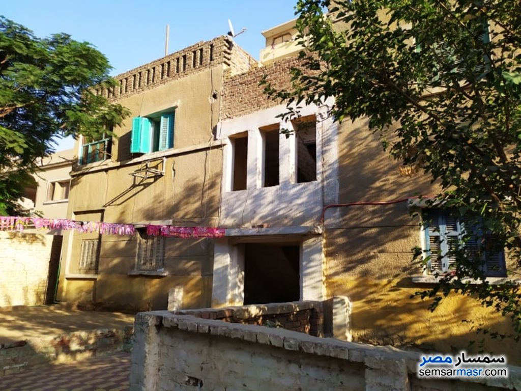 Photo 16 - Villa 10 bedrooms 5 baths 1,000 sqm semi finished For Sale Haram Giza