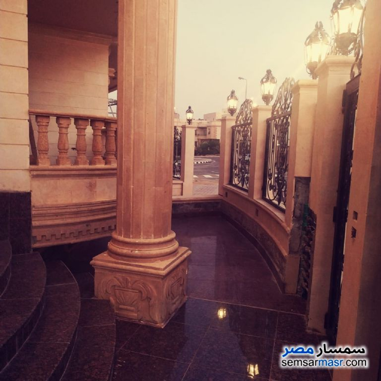 Ad Photo: Villa 19 bedrooms 9 baths 602 sqm extra super lux in First Settlement  Cairo
