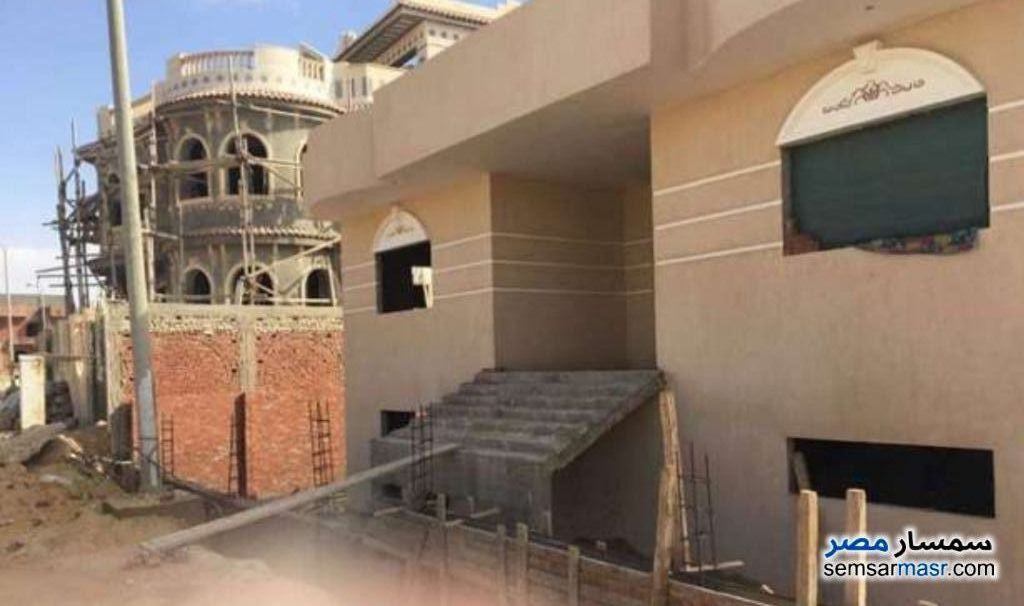 Ad Photo: Villa 6 bedrooms 4 baths 768 sqm without finish in Badr City  Cairo