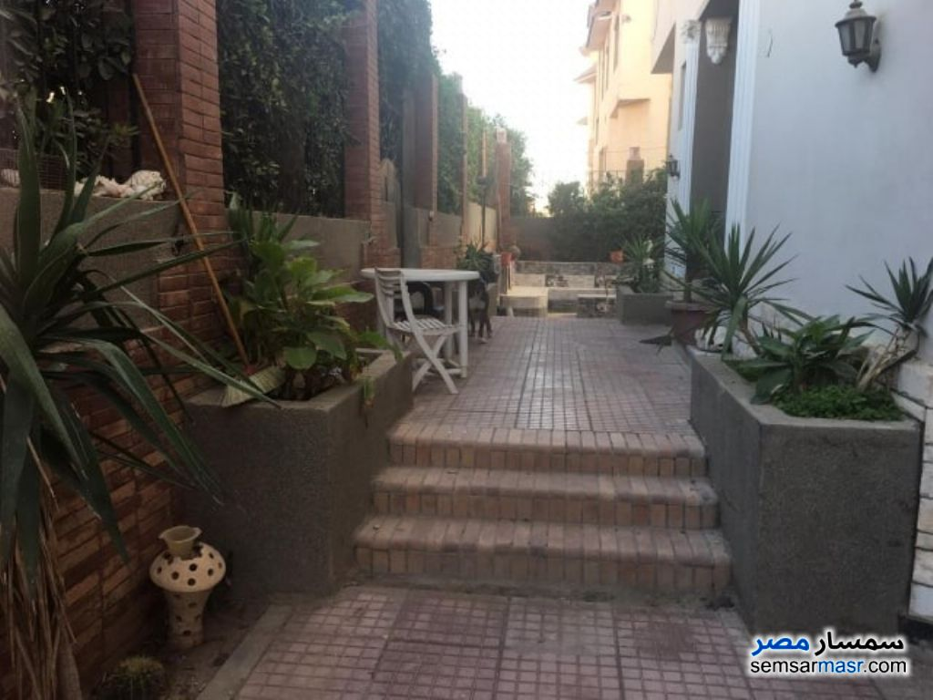 Photo 4 - Villa 4 bedrooms 4 baths 400 sqm extra super lux For Sale Shorouk City Cairo