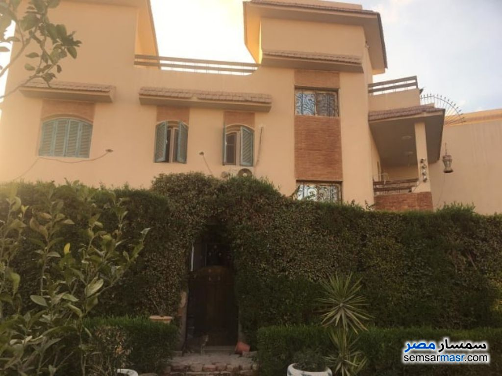 Photo 5 - Villa 4 bedrooms 4 baths 400 sqm extra super lux For Sale Shorouk City Cairo