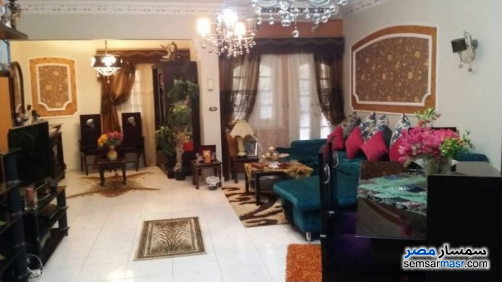 Photo 6 - Villa 4 bedrooms 4 baths 400 sqm extra super lux For Sale Shorouk City Cairo