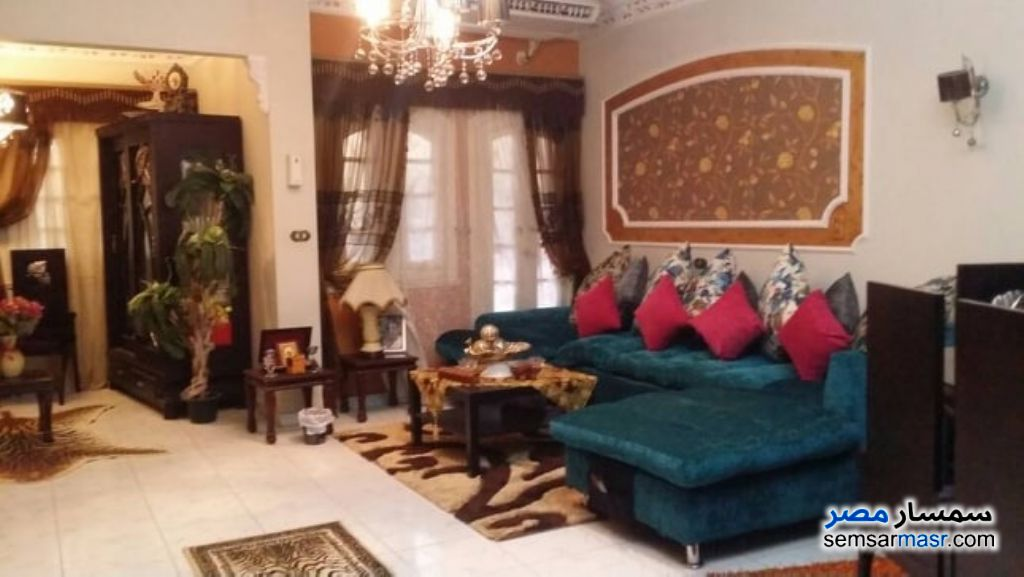 Photo 7 - Villa 4 bedrooms 4 baths 400 sqm extra super lux For Sale Shorouk City Cairo