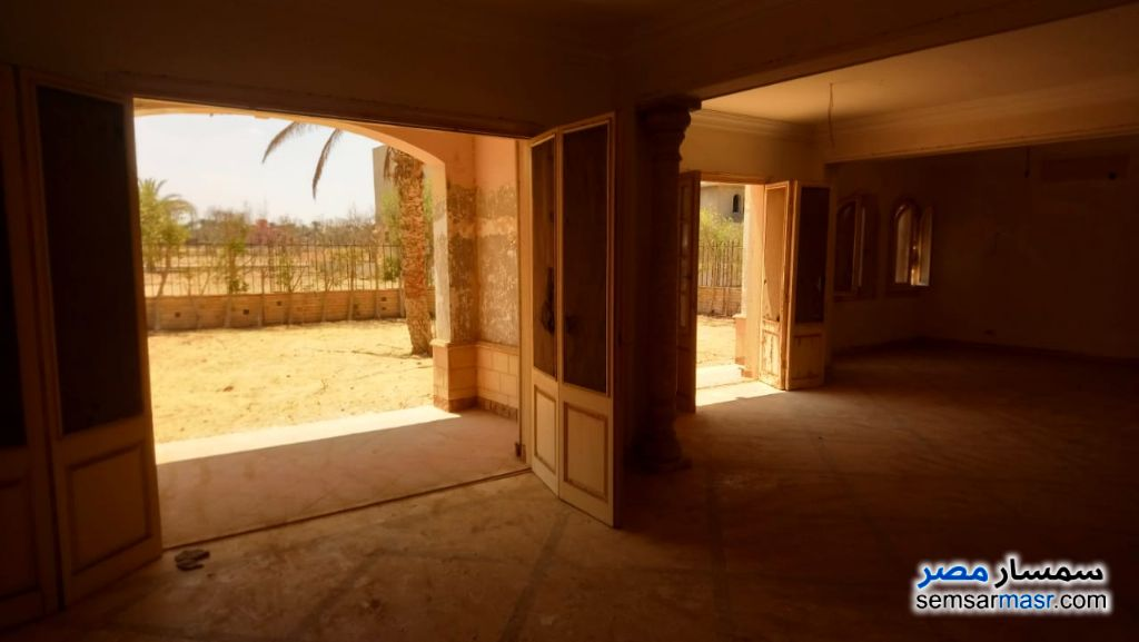 Photo 4 - Villa 6 bedrooms 4 baths 660 sqm super lux For Sale Cairo Alexandria Desert Road Giza