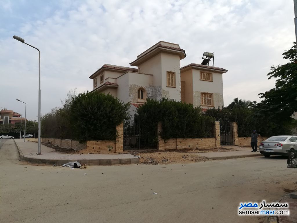 Photo 1 - Villa 6 bedrooms 4 baths 660 sqm super lux For Sale Cairo Alexandria Desert Road Giza