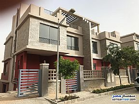 Ad Photo: Villa 4 bedrooms 3 baths 340 sqm without finish in Sheikh Zayed  6th of October
