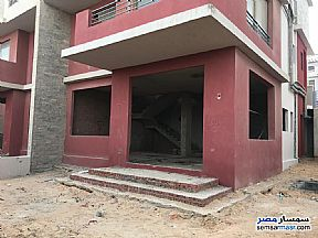 Villa 4 bedrooms 3 baths 340 sqm without finish For Sale Sheikh Zayed 6th of October - 2