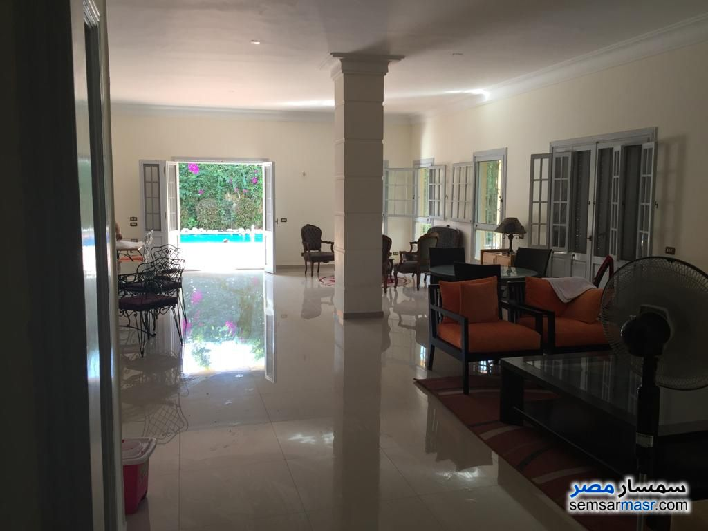 Photo 13 - Villa 6 bedrooms 6 baths 1,300 sqm extra super lux For Sale King Maryot Alexandira