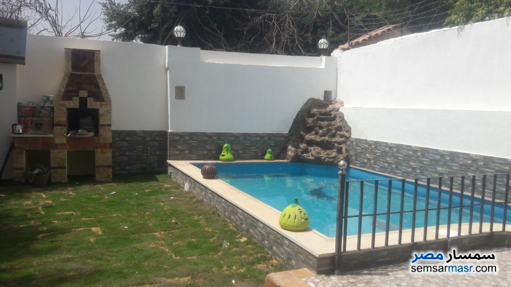 Photo 7 - Villa 3 bedrooms 3 baths 250 sqm extra super lux For Sale King Maryot Alexandira