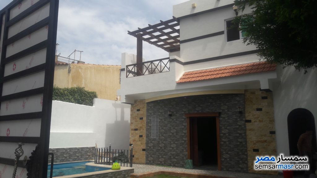Photo 10 - Villa 3 bedrooms 3 baths 250 sqm extra super lux For Sale King Maryot Alexandira