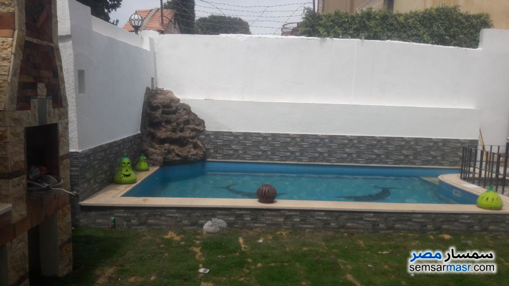 Photo 12 - Villa 3 bedrooms 3 baths 250 sqm extra super lux For Sale King Maryot Alexandira