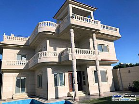 Ad Photo: Villa 4 bedrooms 4 baths 375 sqm extra super lux in King Maryot  Alexandira