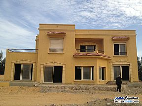 Ad Photo: Villa 4 bedrooms 5 baths 3000 sqm semi finished in Districts  6th of October