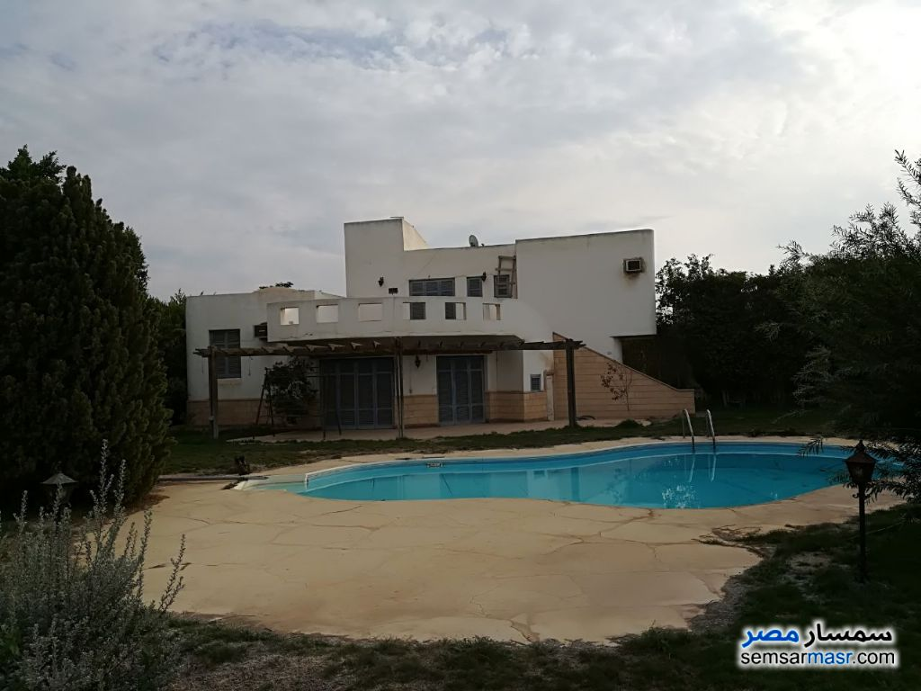 Photo 2 - Villa 3 bedrooms 3 baths 1466 sqm super lux For Sale Cairo Alexandria Desert Road Giza