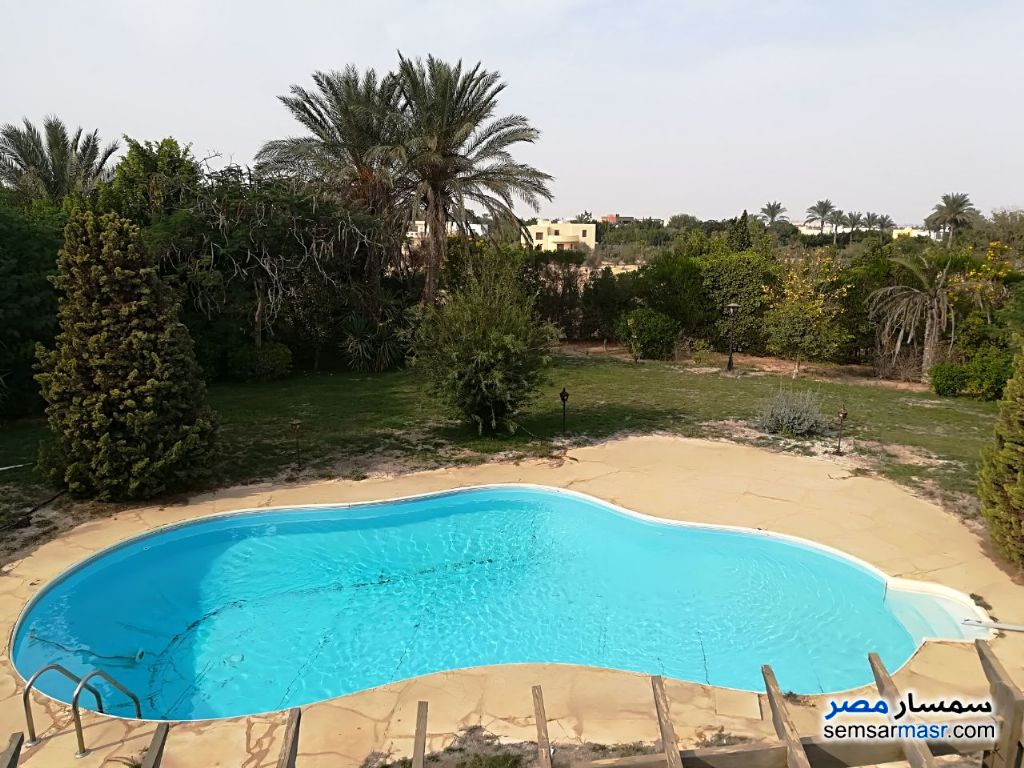 Photo 3 - Villa 3 bedrooms 3 baths 1466 sqm super lux For Sale Cairo Alexandria Desert Road Giza