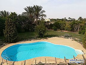 Villa 3 bedrooms 3 baths 1466 sqm super lux For Sale Cairo Alexandria Desert Road Giza - 3
