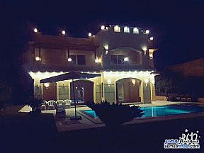 Ad Photo: Villa 6 bedrooms 5 baths 1100 sqm extra super lux in King Maryot  Alexandira