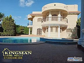 Ad Photo: Villa 5 bedrooms 4 baths 1800 sqm super lux in King Maryot  Alexandira