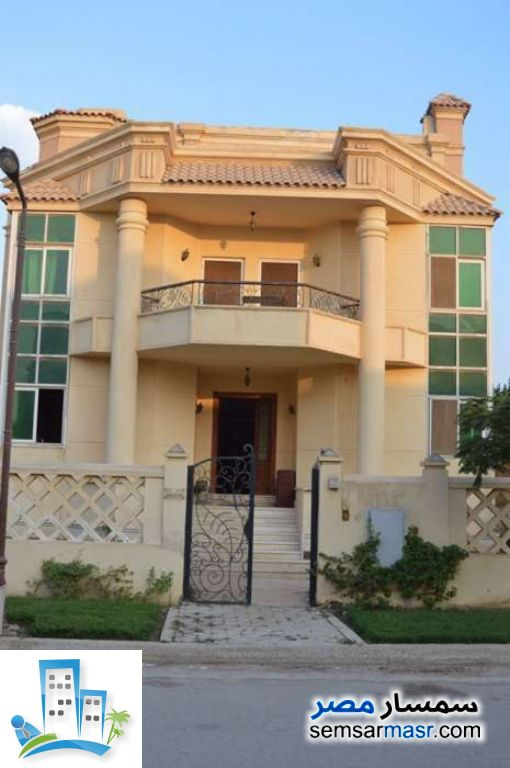 Ad Photo: Villa 4 bedrooms 4 baths 620 sqm in Safwa City  6th of October