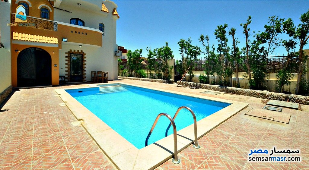Photo 1 - Villa 3 bedrooms 3 baths 1,000 sqm extra super lux For Rent Hurghada Red Sea
