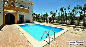 Villa 3 bedrooms 3 baths 1,000 sqm extra super lux For Rent Hurghada Red Sea - 1