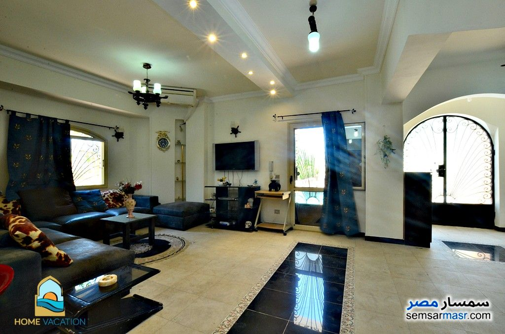 Photo 3 - Villa 3 bedrooms 3 baths 1,000 sqm extra super lux For Rent Hurghada Red Sea