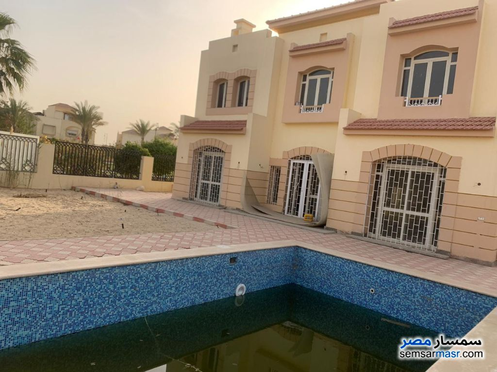 Photo 1 - Villa 5 bedrooms 5 baths 600 sqm super lux For Rent Districts 6th of October