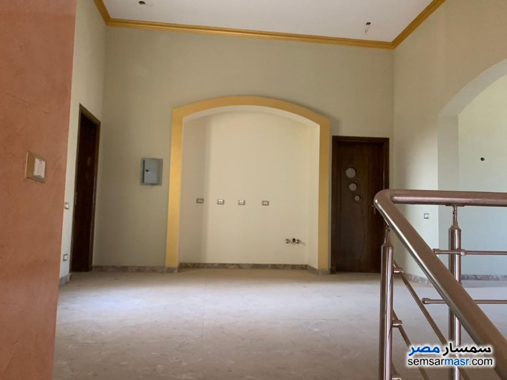Photo 2 - Villa 5 bedrooms 5 baths 600 sqm super lux For Rent Districts 6th of October
