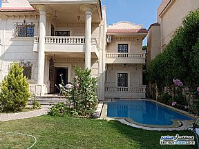 Ad Photo: Villa 4 bedrooms 4 baths 1000 sqm super lux in King Maryot  Alexandira