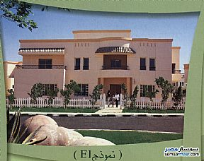 Ad Photo: Villa 4 bedrooms 4 baths 330 sqm extra super lux in Rehab City  Cairo