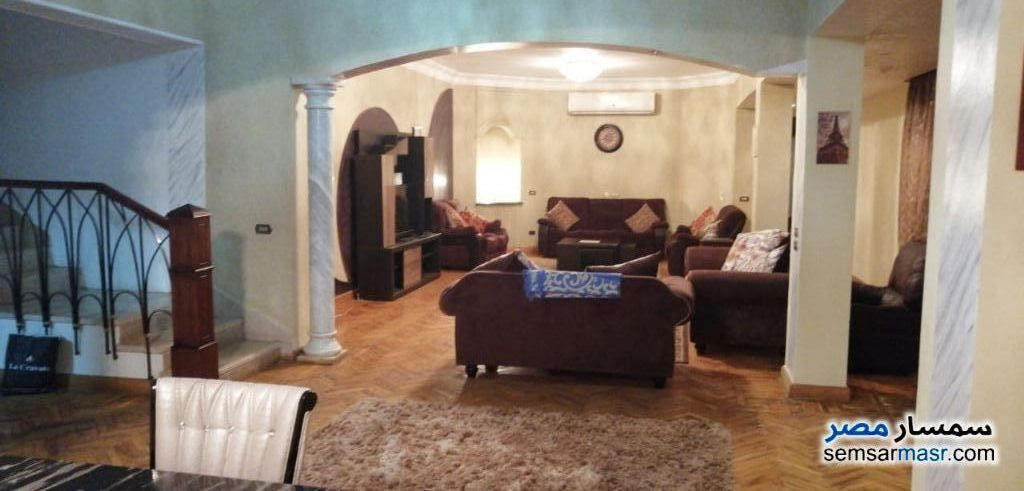 Photo 6 - Villa 5 bedrooms 6 baths 1,000 sqm extra super lux For Rent Sheikh Zayed 6th of October