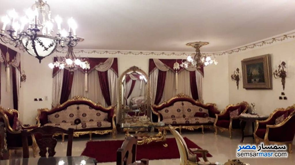 Photo 20 - Villa 5 bedrooms 5 baths 280 sqm super lux For Rent Rehab City Cairo