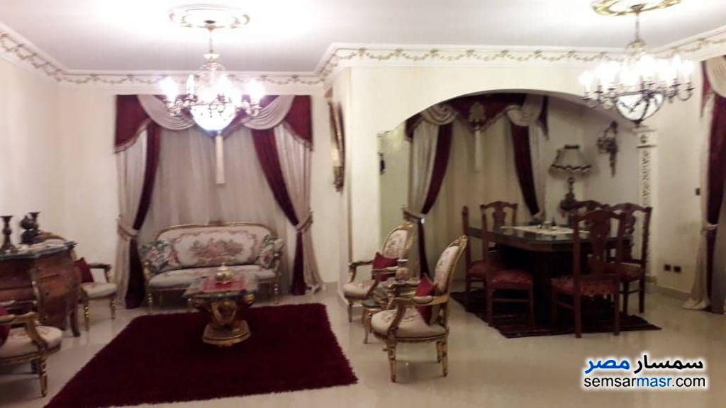 Photo 24 - Villa 5 bedrooms 5 baths 280 sqm super lux For Rent Rehab City Cairo