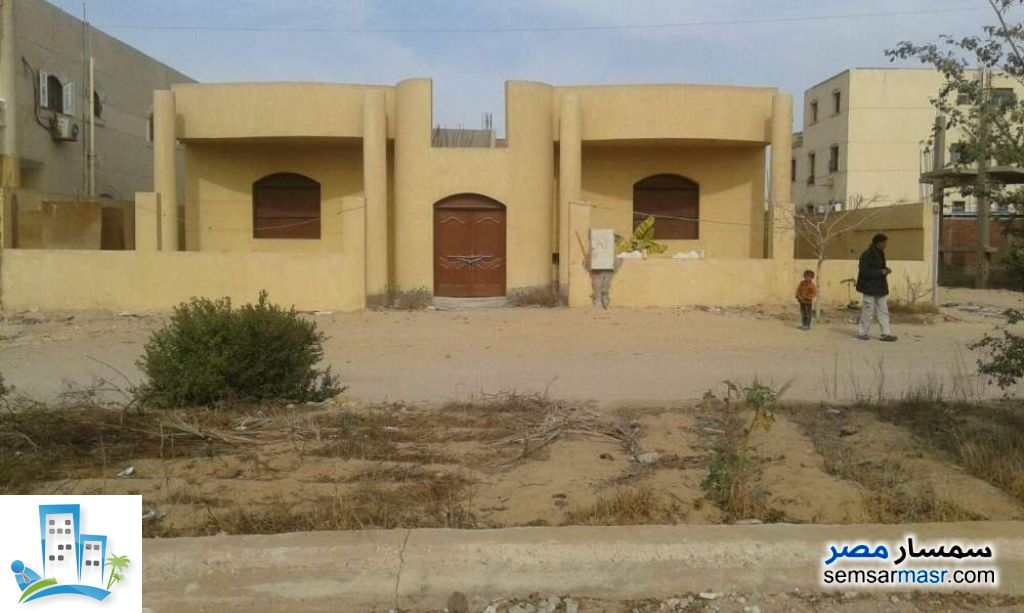 Photo 1 - Villa 15 bedrooms 15 baths 628 sqm semi finished For Sale El Ubour City Qalyubiyah