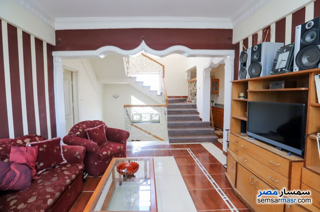 Photo 12 - Villa 6 bedrooms 5 baths 1,600 sqm super lux For Sale King Maryot Alexandira