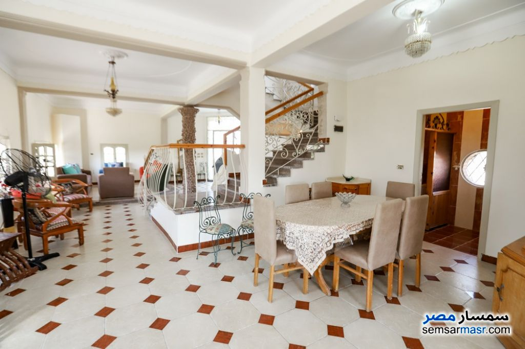 Photo 3 - Villa 6 bedrooms 5 baths 1,600 sqm super lux For Sale King Maryot Alexandira