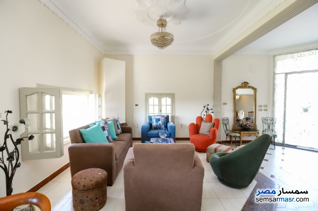 Photo 6 - Villa 6 bedrooms 5 baths 1,600 sqm super lux For Sale King Maryot Alexandira
