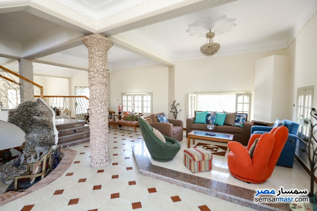 Photo 7 - Villa 6 bedrooms 5 baths 1,600 sqm super lux For Sale King Maryot Alexandira
