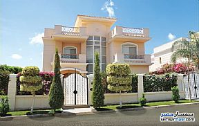 Ad Photo: Villa 3 bedrooms 3 baths 345 sqm semi finished in Dreamland  6th of October